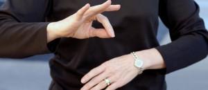 İşaret Dili Tercümanı